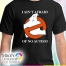 I Ain't Afraid of No Autism Ghost Busters Tee Shirt
